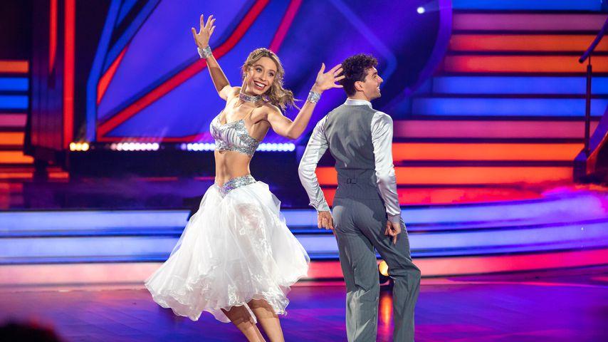 "Loiza Lamers und Andrzej Cibis bei ""Let's Dance"" 2020"