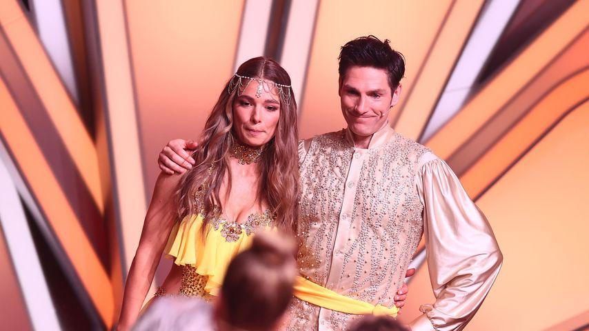 "Lola Weippert und Christian Polanc bei ""Let's Dance"" 2021"