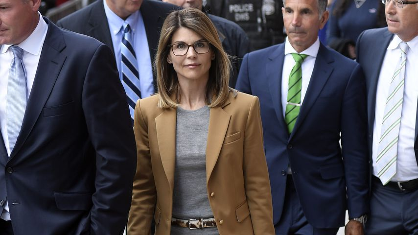 Lori Loughlin im April 2019
