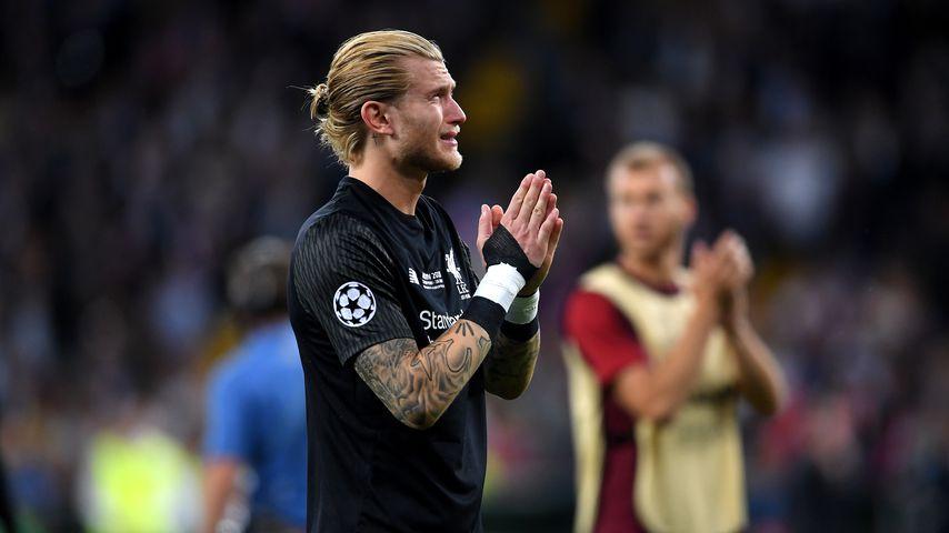 Loris Karius nach dem Champions League-Finale