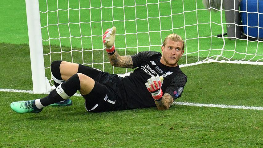 Loris Karius im Champions-League-Finale 2018