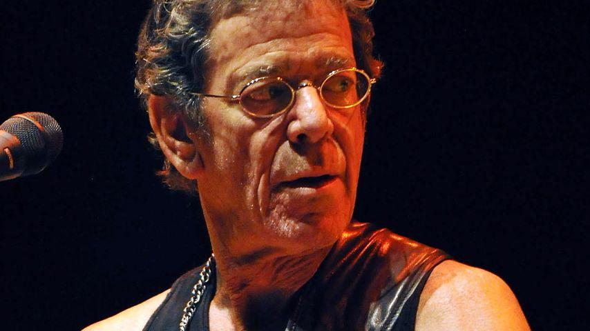 """The Velvet Underground""-Sänger Lou Reed ist tot"