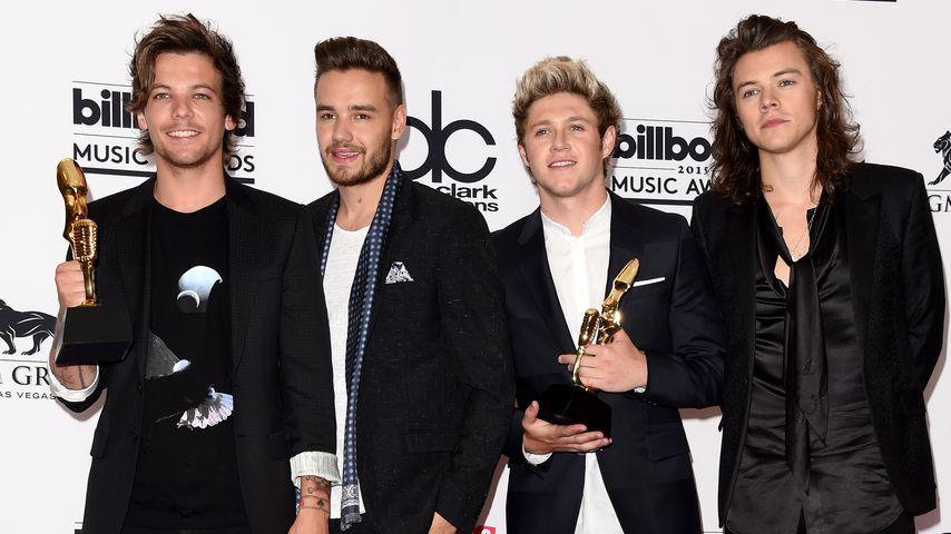 So krass haben sich die Boys von One Direction verändert