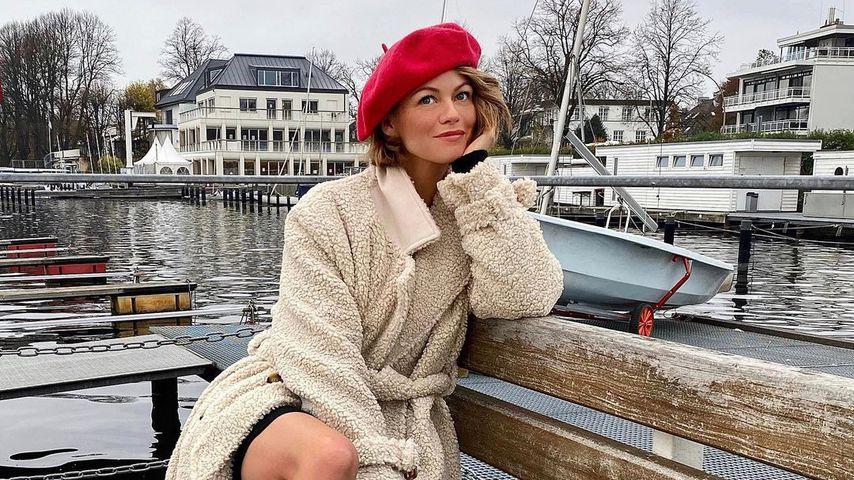 Louisa Mazzurana im November 2020