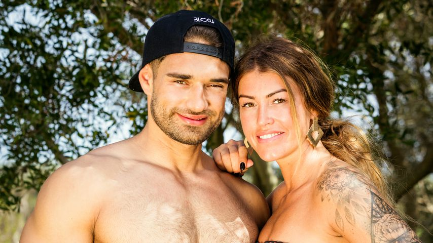 """Love Island""-Teilnehmer Aleksandar und Denise"