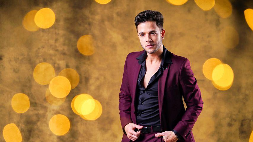 "Luca Hänni, ""Let's Dance""-Kandidat 2020"