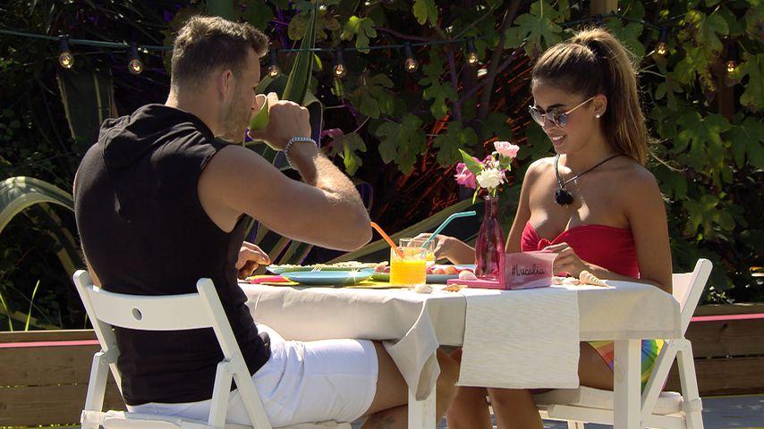 """Luca und Nathalia bei """"Love Island"""" 2020"""