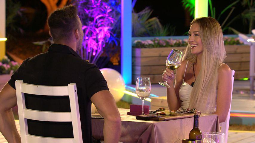 Luca und Pia bei ihrem romantischen Date