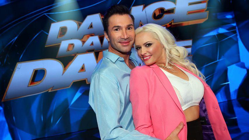 "Verletzt! ""Dance Dance Dance""-Zwangspause für Dani & Lucas"