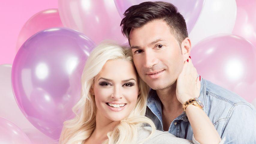 Liebes-Duett: Dani Katzenberger und Lucas singen zusammen
