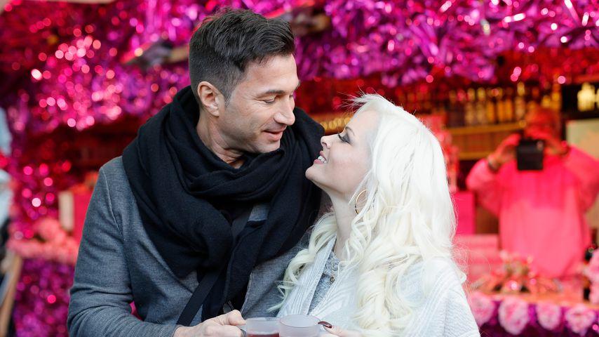 Lucas Cordalis und Daniela Katzenberger in Köln