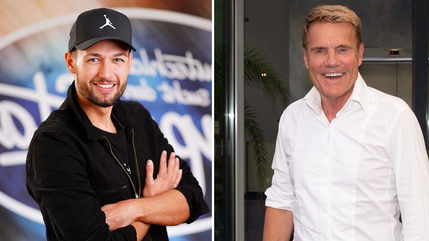 """""""Weichwascherei"""": DSDS-Lucas vermisste Dieter in Liveshows"""