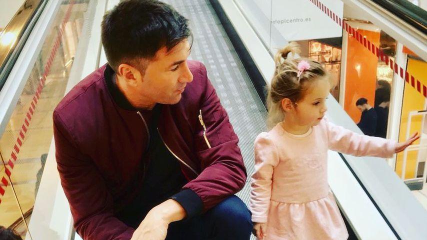 """""""Alles Gute Vatertag"""": Sophias süße Message an Papa Lucas"""