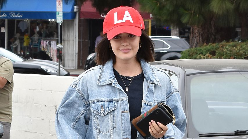 Lucy Hale in Los Angeles