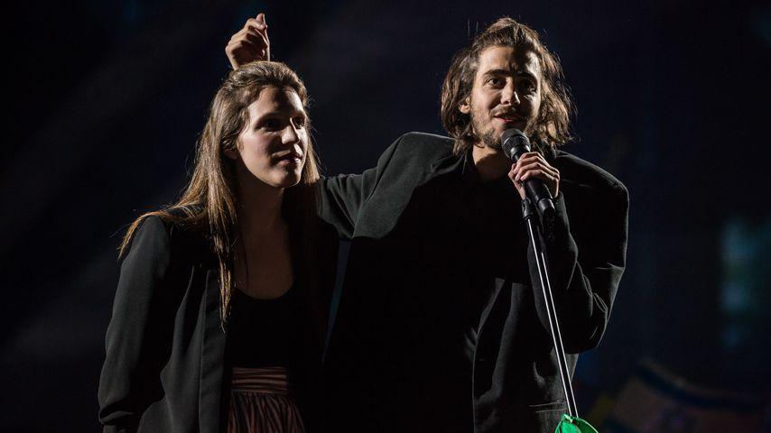 Luísa Sobral und Salvador Sobral