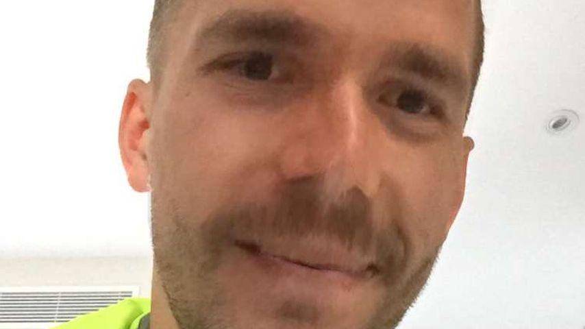 Lukas Podolski Face Swap Jonas Hector