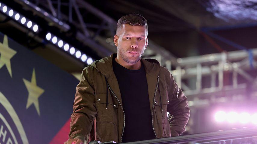 """Jury-Chaos: Lukas Podolski nicht mehr bei """"Das Supertalent"""""""