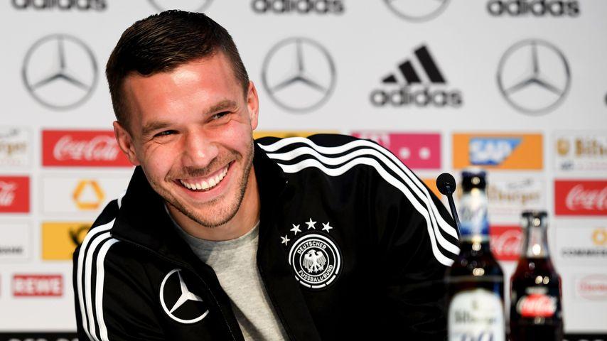 Lukas Podolski, Fußballer