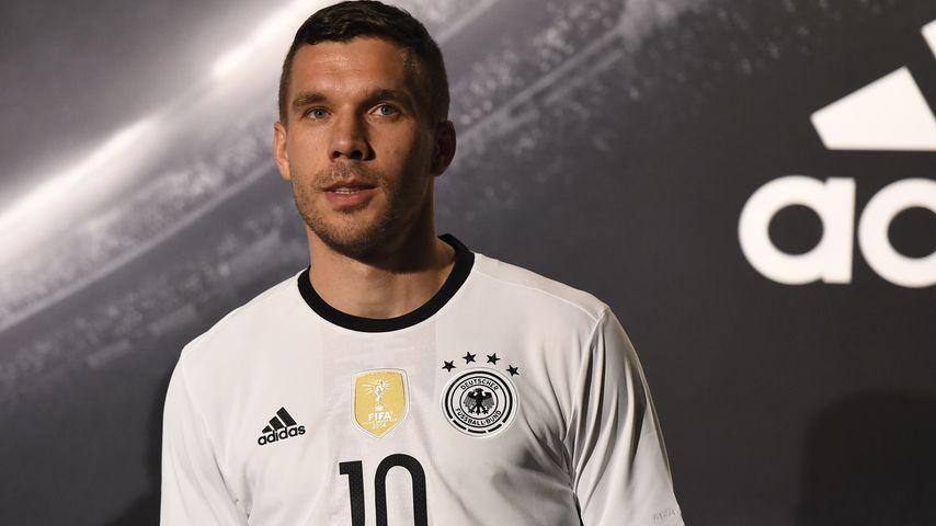Lukas Podolski, Fußball-Profi