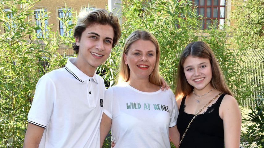 Lukas Rieger, Anne-Sophie Briest und Faye Montana