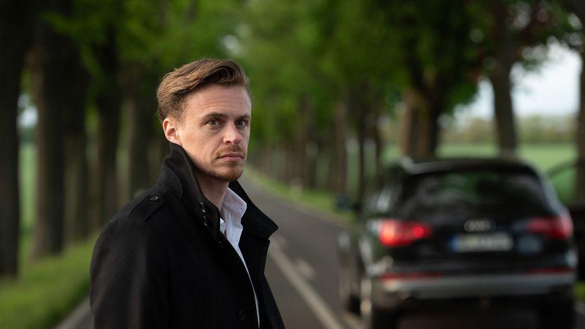 """Lukas Wolf (Matthias Ludwig) in """"Nihat – Alles auf Anfang"""""""