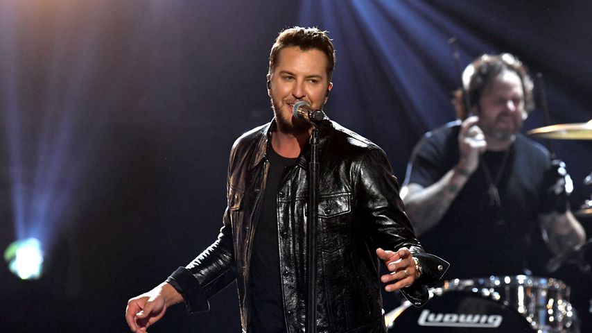 Luke Bryan bei den Academy Of Country Music Awards