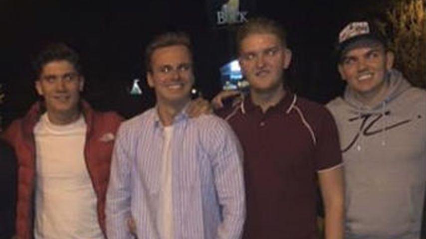 Luke Jobson (l.) und Sam Gowland (r.)