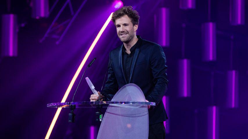 Luke Mockridge beim Deutschen Comedypreis in Köln im Oktober 2019