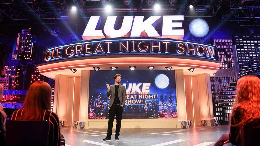 Luke Mockridge hatte selbst Bedenken vor Fernsehgarten-Show