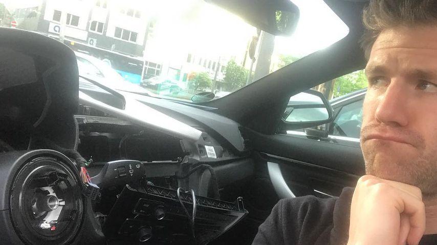 Karre ausgeräumt: Luke Mockridge wurde zum Autodieb-Opfer!