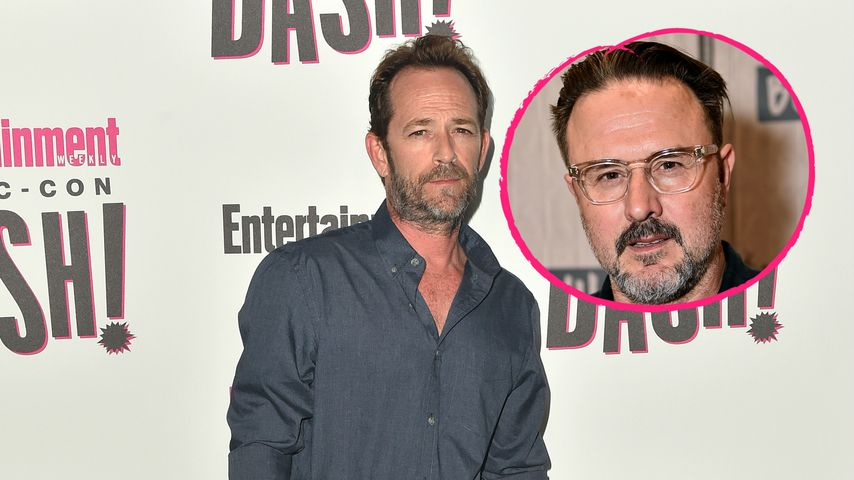 """""""Buffy""""-Star David Arquette verdankt seine Rolle Luke Perry"""