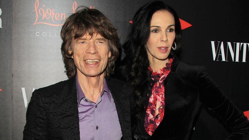 1. Todestag: Mick Jagger trauert um L'Wren Scott