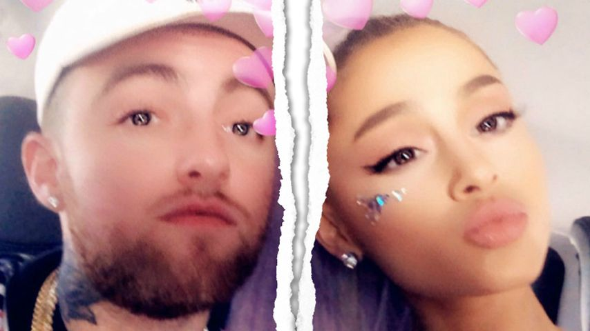 Nach Trennung: Ariana Grande & Mac Miller entfolgen sich!
