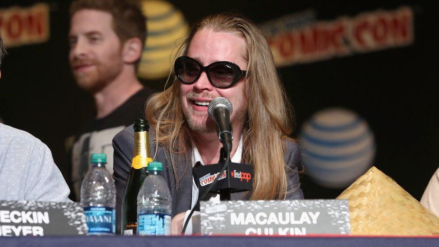 Macaulay Culkin 2015