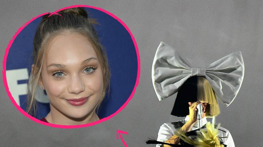 """""""Chandelier""""-Girl: So wurde Maddie Ziegler Sia's Muse"""