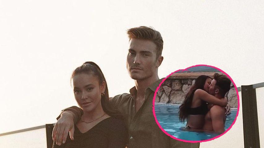 Neues Video: Maddy Nigmatulin und Marvin knutschen im Pool!