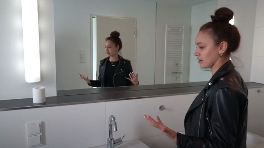 Maddy zeigt die neue Wohnung
