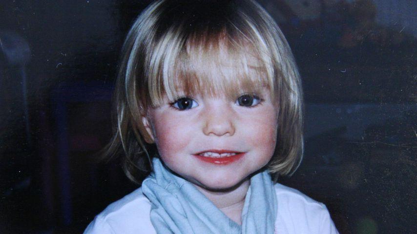 Madeleine McCann, seit 2007 vermisst