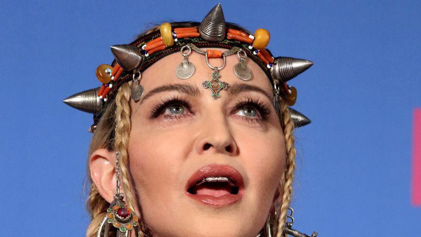 """""""Unbeschreibliche Schmerzen"""": Madonna erklärt Show-Absage"""