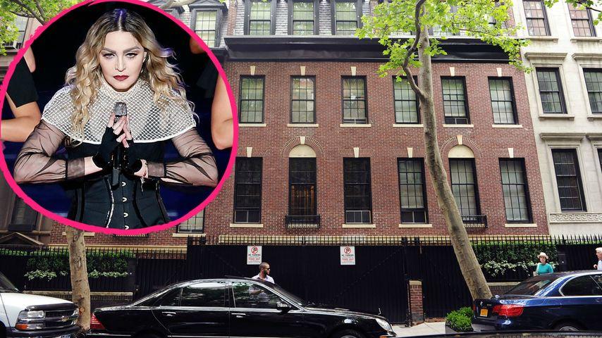 Krasse Diva-Allüren: Madonna ergaunert sich Parkplätze