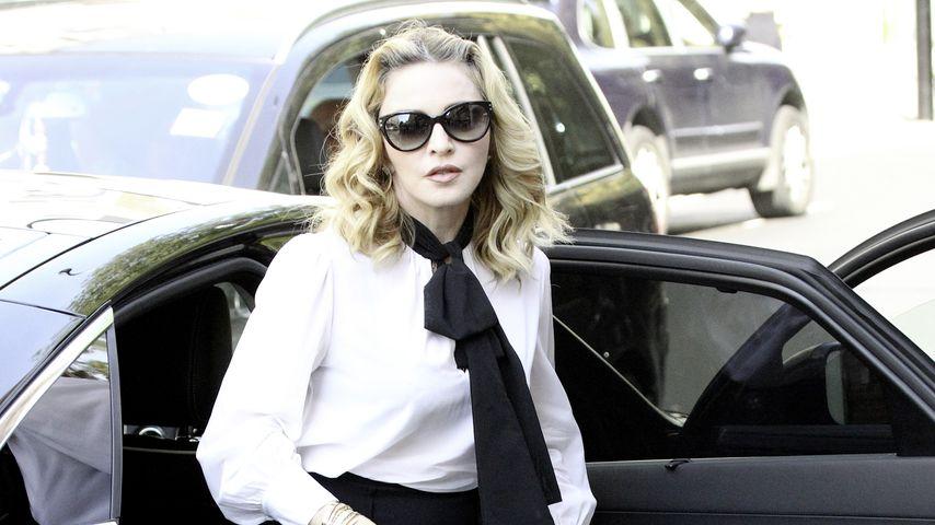 Guy Ritchie lässt Rocco alleine: Madonna schäumt vor Wut!
