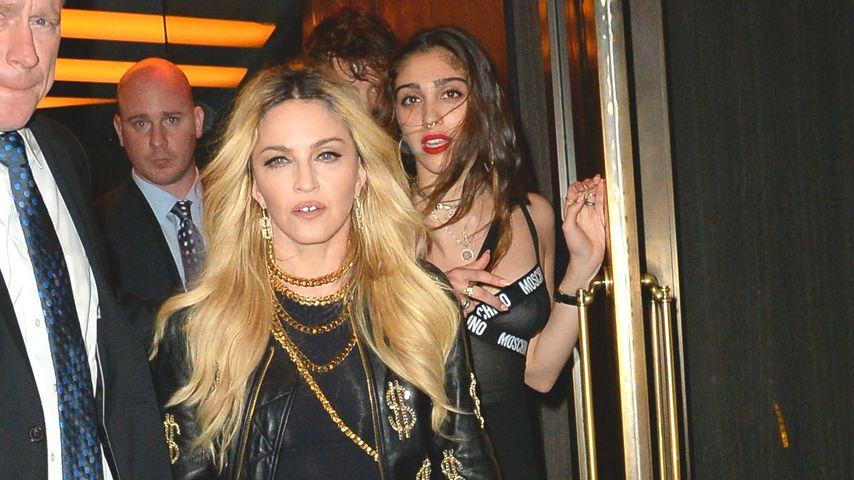 Ganz die Mama: Busenblitzer bei Madonnas Tochter Lourdes