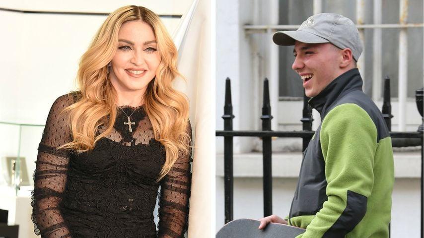 Nach Mega-Beef: Madonna & Rocco endlich wieder vereint