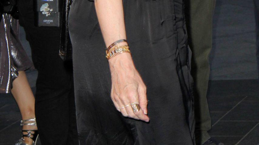 Madonnas Hände