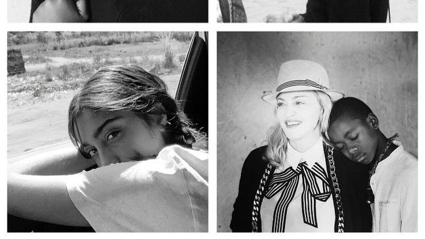 Nach Ärger mit Rocco: Madonna an Thanksgiving einfach Mama