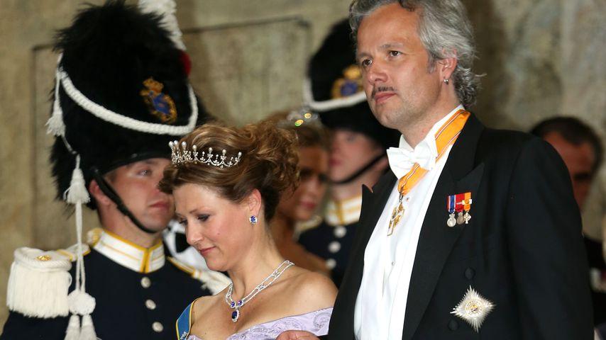 Prinzessin Märtha Louise und Ari Behn