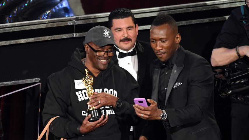 Heimlicher Star bei den Oscars: Tourist Gary amüsiert Netz!