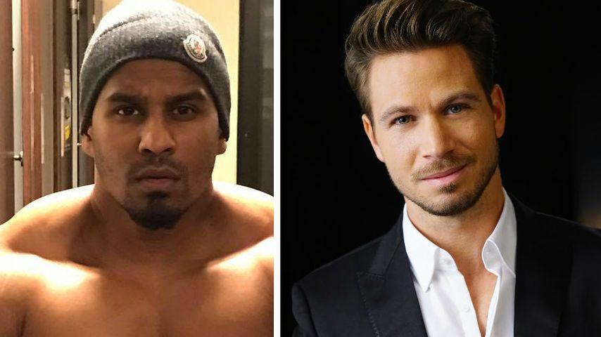 Kieferbruch: Rapper Majoe will Bachelor in die Fresse hauen!
