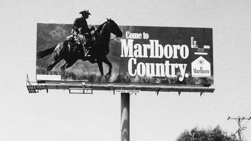 Malboro-Mann (✝72) an Raucherlunge gestorben