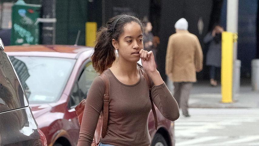 Malia Obama, Tochter des ehemaligen US-Präsidenten Barack Obama